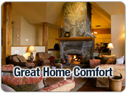 Great Home Comfort
