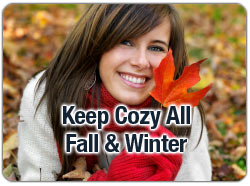 Keep Cozy and Save