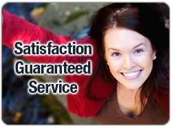 Satisfaction Guaranteed Service